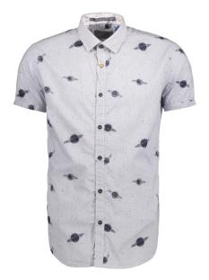 NO-EXCESS Overhemd 80460305 032 Dk Blue