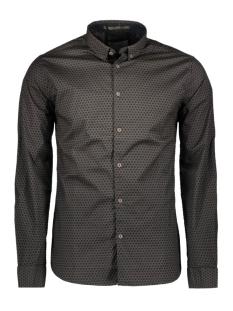 NO-EXCESS Overhemd 78480703 023 dk grey