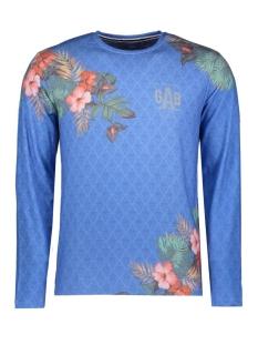 Gabbiano T-shirt 4704 Blauw