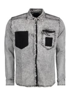 Gabbiano Overhemd 32578 Grijs