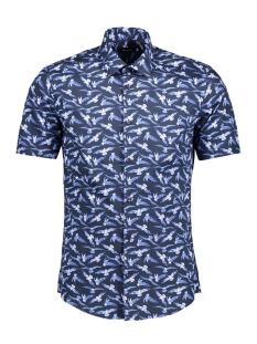 Matinique Overhemd Allan 30201913 20216 Tinted Navy