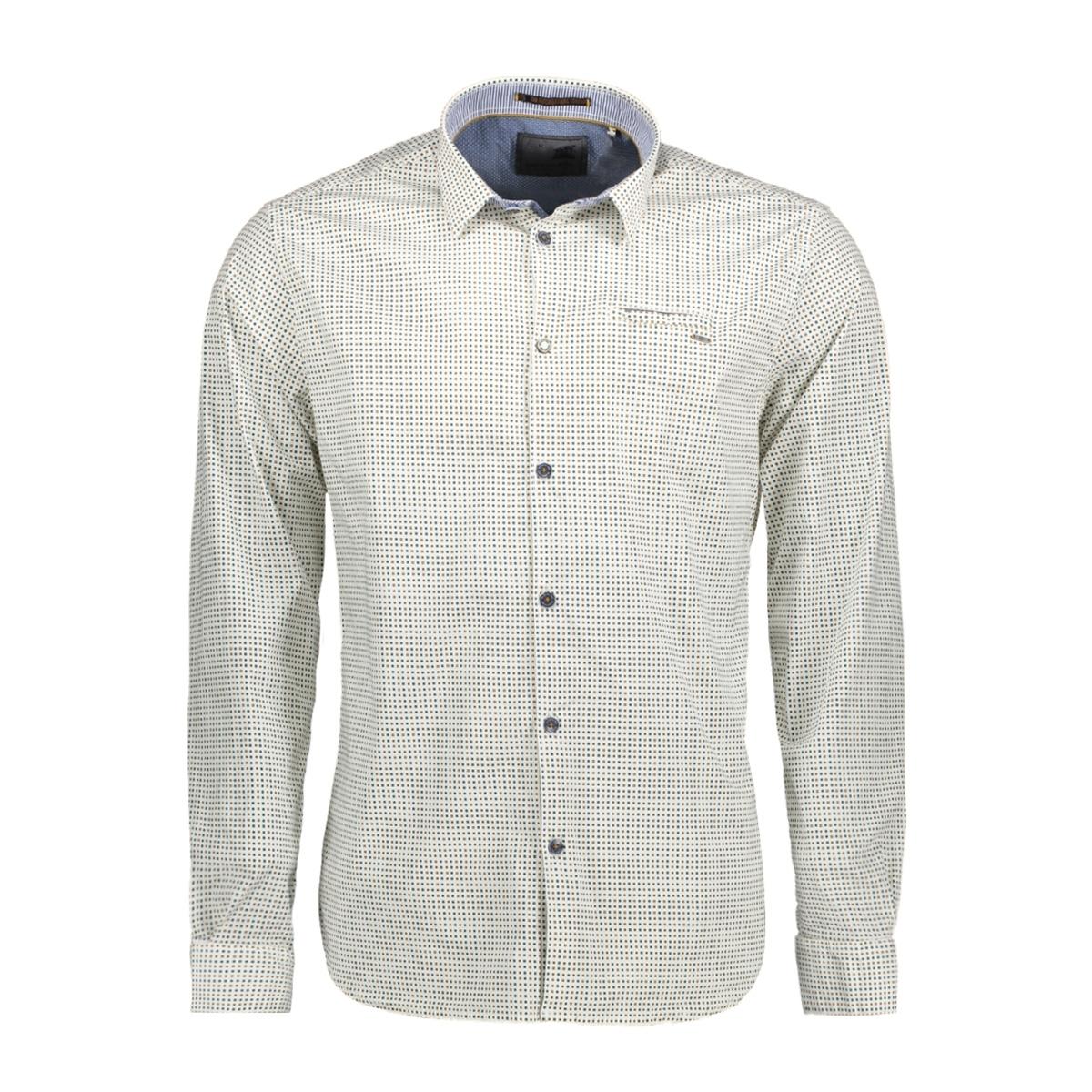 82480705 no-excess overhemd 050 green