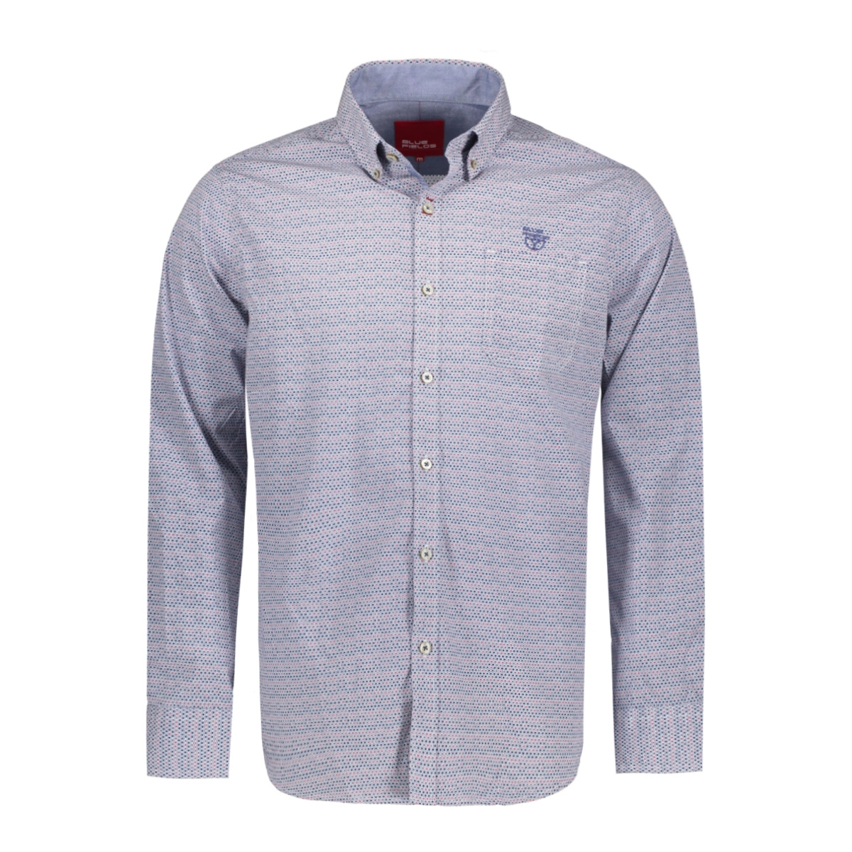 214-37001 bluefields overhemd 4257