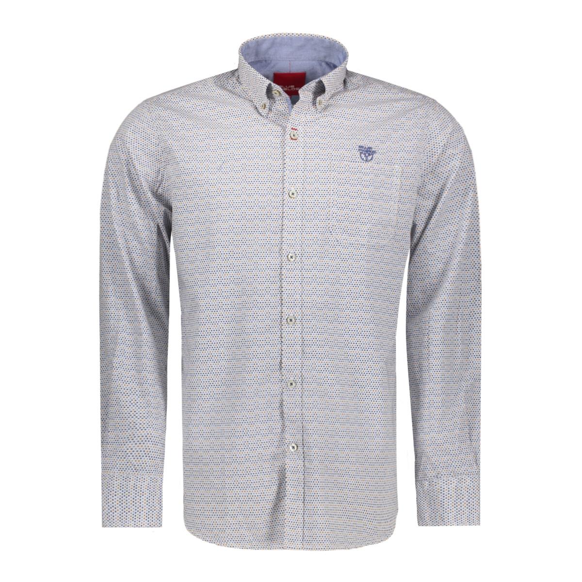 214-37001 bluefields overhemd 8457