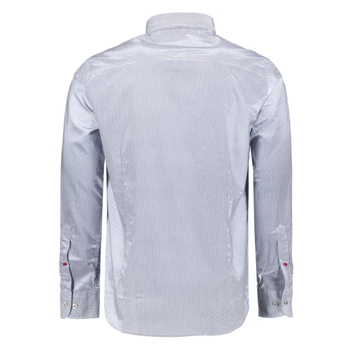 214-37002 bluefields overhemd 5357