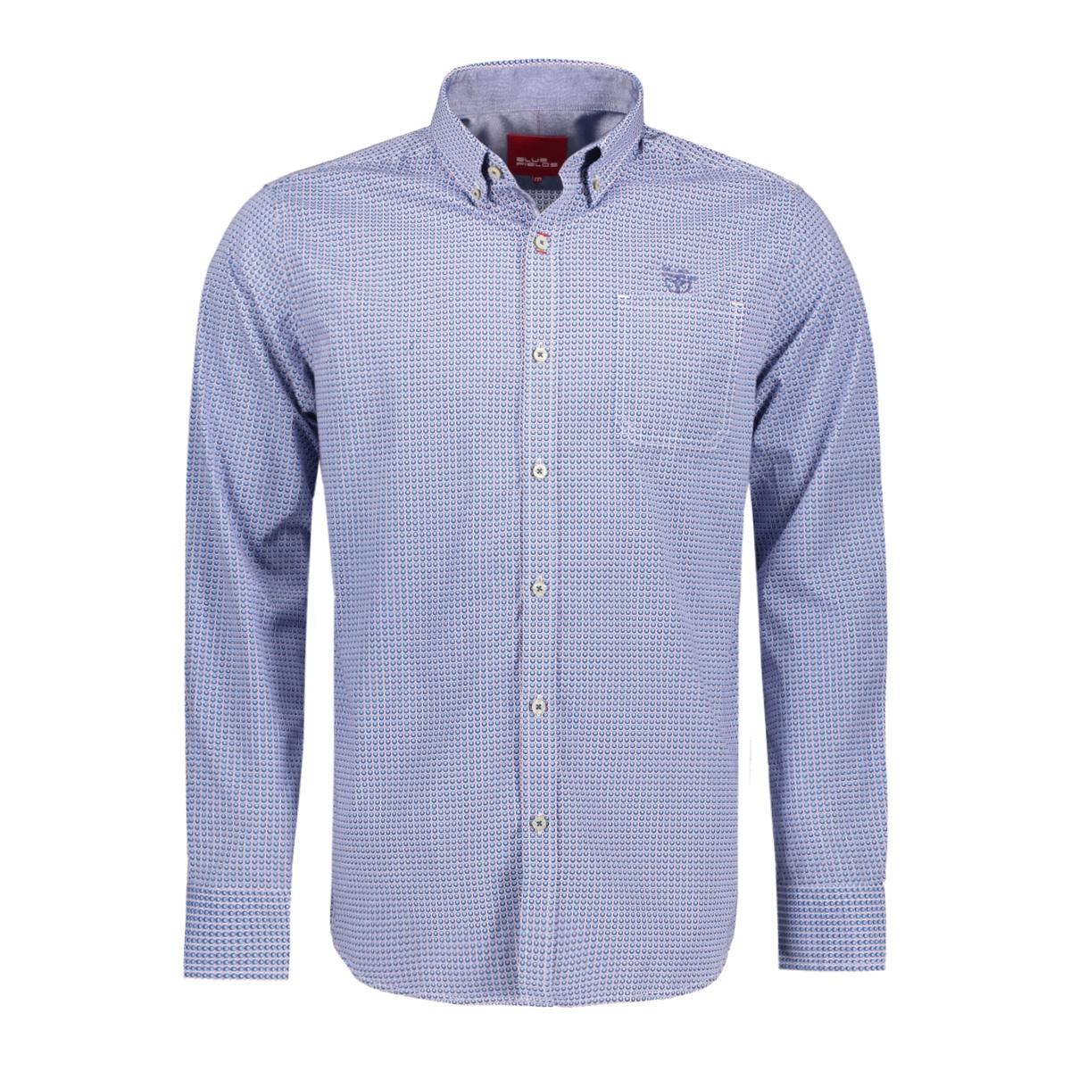 214-37003 bluefields overhemd 4257