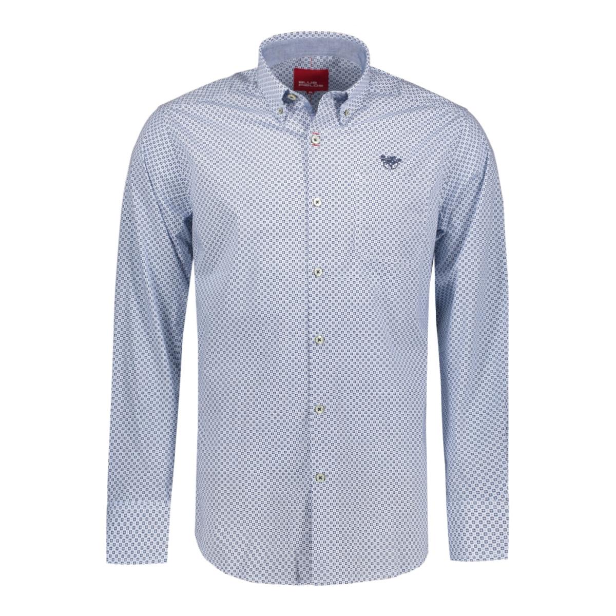 214-37053 bluefields overhemd 5357