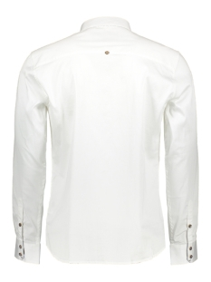 82430803 no-excess overhemd 010 white
