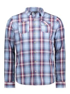 Twinlife Overhemd MSH751601 ICE BLUE