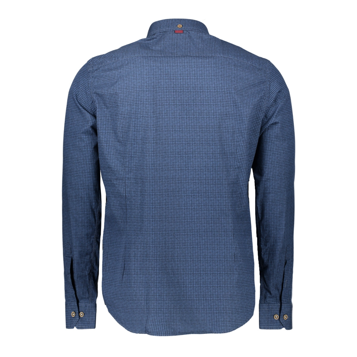 srt006 companeros overhemd 06blue
