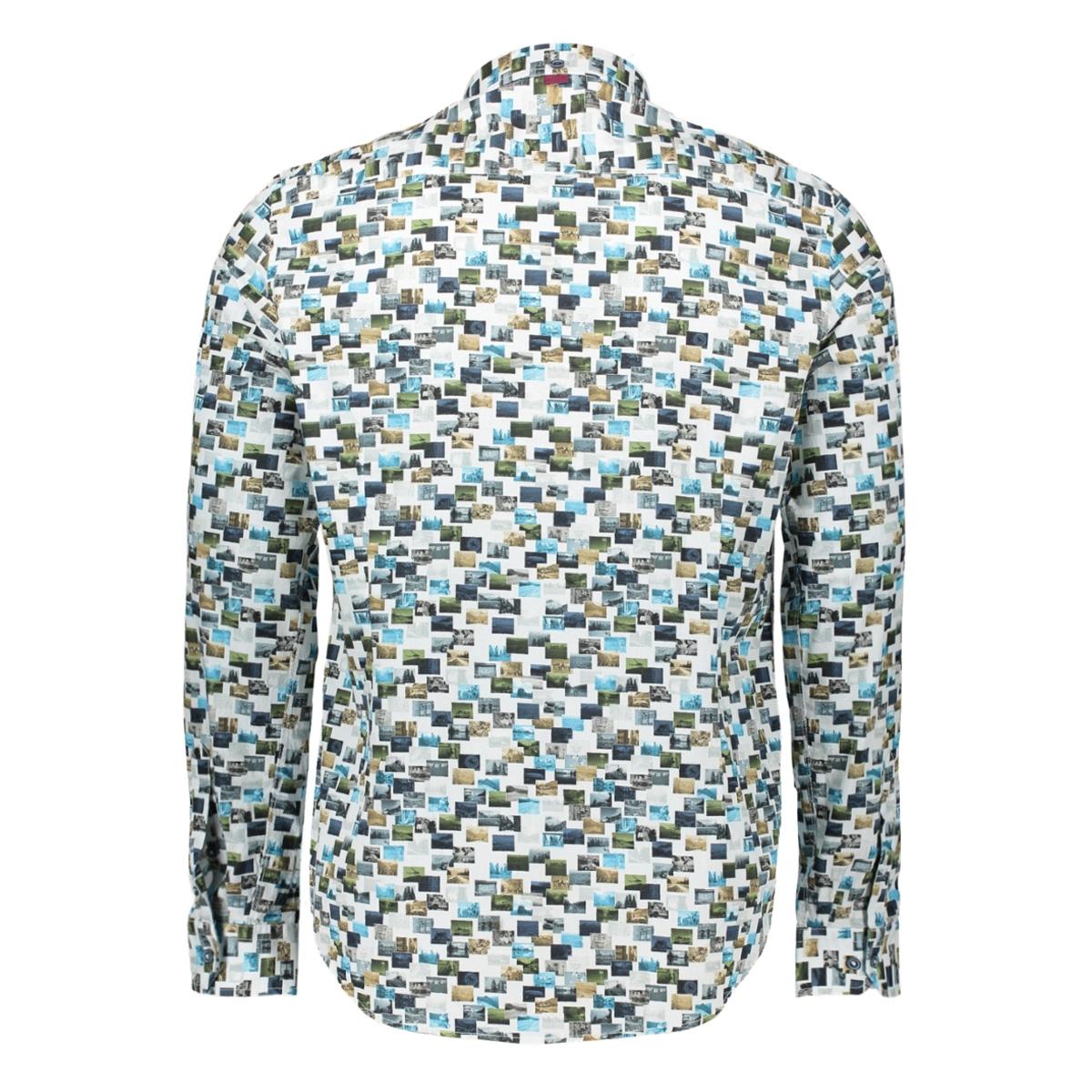 srt007 companeros overhemd 05green