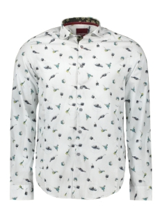 Companeros Overhemd SRT007 10WHITE