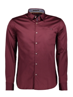 NO-EXCESS Overhemd 82430803 083 Aubergine