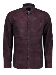 82410905 no-excess overhemd 083 aubergine