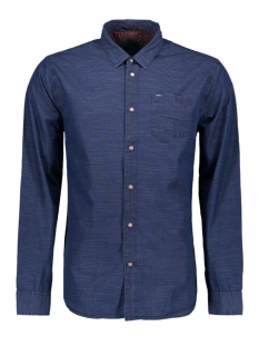 82430906 no-excess overhemd 033 navy
