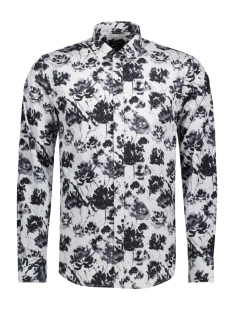 Matinique Overhemd 30202291 29003 Med. Grey Melange