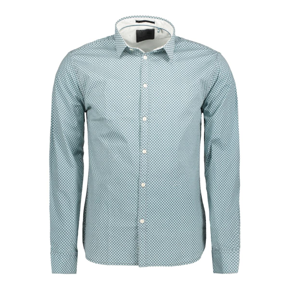84481106 no-excess overhemd 133 arctic blue