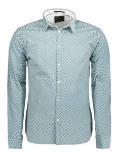 NO-EXCESS Overhemd 84481106 133 Arctic Blue