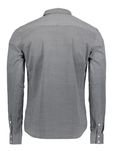 84481106 no-excess overhemd 020 black