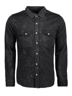 Gabbiano Overhemd 32649 BLACK