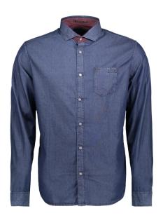 NO-EXCESS Overhemd 82480901 083 Aubergine