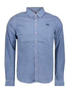 Twinlife Overhemd MSH751608 6677 Deep Blue