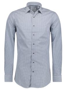 Michaelis Overhemd PMPH100049 BLUEBROWN-SLV7