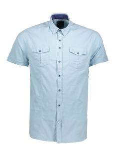 Twinlife Overhemd MSH811606 6007 Blue Glow