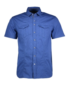 Twinlife Overhemd MSH811608 6677 Deep Blue