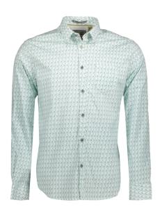 NO-EXCESS Overhemd 85480201 136 Indigo Blue