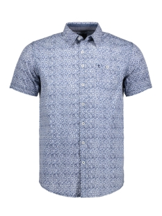 Twinlife Overhemd MSH811628 6512 Indigo Blue