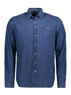 Twinlife Overhemd MSH811615 6550 Real Indigo