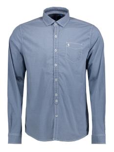 Twinlife Overhemd MSH811604 6677 Deep Blue