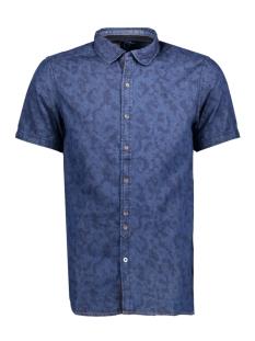 Twinlife Overhemd MSH811611 6650 Real Indigo