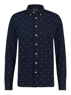 Kultivate Overhemd 1801040003 319 Dark Navy