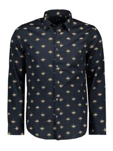Matinique Overhemd 30203305 20210 Dark Navy