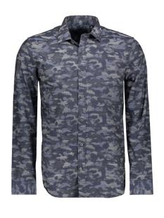 Matinique Overhemd 30203270 20210 Dark Navy
