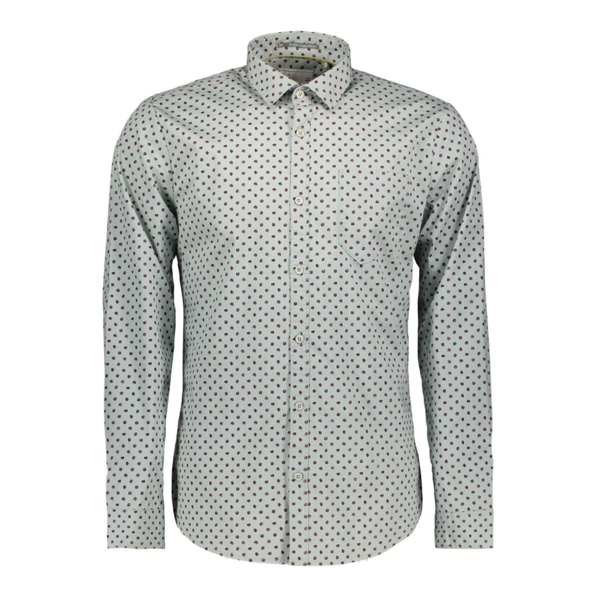 87450802s no-excess overhemd 019 zinc
