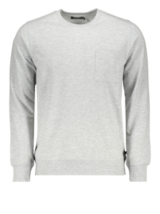 Matinique sweater 30203523 29004 Lt Grey Melange