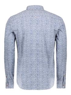 90410105 no-excess overhemd 136 indigo blue