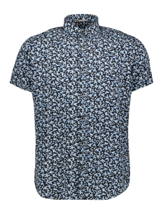 NO-EXCESS Overhemd ALLOVER PRINTED SHIRT 90490308 078 Night