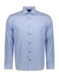Matinique Overhemd TROSTOL B5 DOBBY STRIPE 30203472 21204 Chambrey Blue