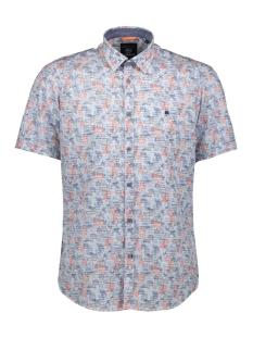 Lerros Overhemd KORTE MOUW OVERHEMD 2932085 347