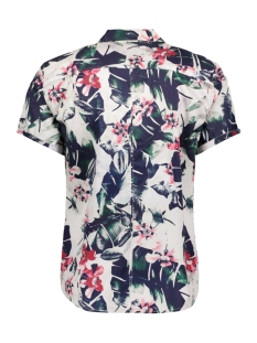 shirt flower printed 90420402 no-excess overhemd 065