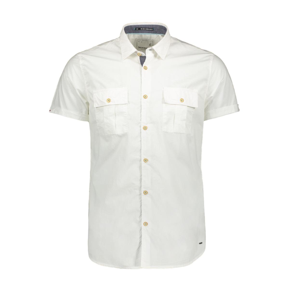 poplin shirt 90 440407 no-excess overhemd 010 white