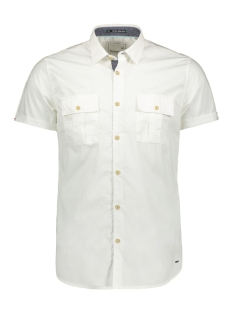 NO-EXCESS Overhemd POPLIN SHIRT 90 440407 010 WHITE