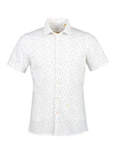 piqué shirt met bloemenprint 8942038 new in town overhemd 100