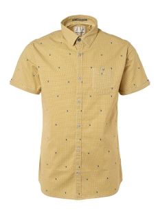 NO-EXCESS Overhemd SHIRT ALL OVER PRINT 91490406 073 GOLD