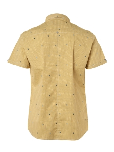 shirt all over print 91490406 no-excess overhemd 073 gold