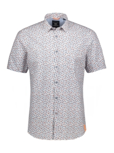 Lerros Overhemd OVERHEMD MET ALLOVER PRINT 2952030 319